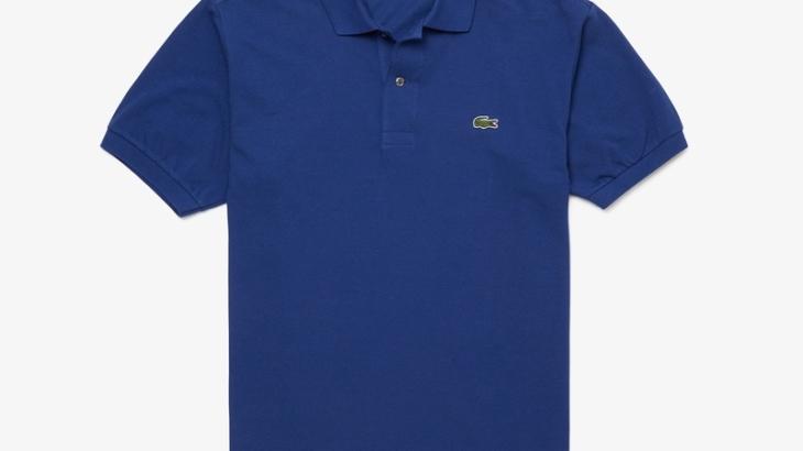 元祖ポロシャツ!LACOSTE(ラコステ)のL1212のロングセラーの秘密